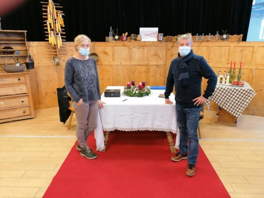 10.12. Maria Scheiring & Otto Petuzzi