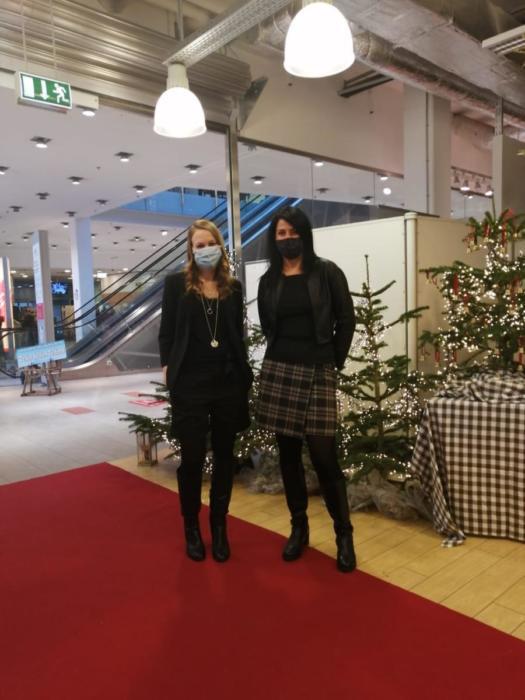 18.12. Steffi Rödlach & Sabine Hofer