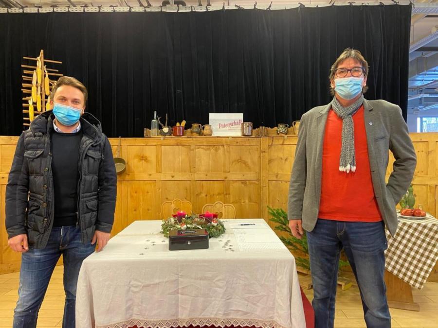 21.12. Georg Pfanzelt &  Michael Löffler