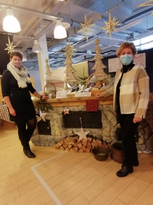 22.12.2020 Maria Plangger &  Ilse-Ruth Härting