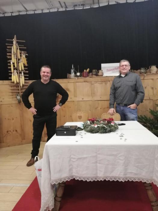 22.12. Wolfgang Gasser & Michael Ebenbichler