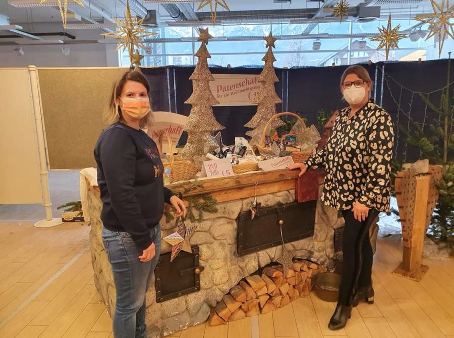 23.12. Claudia Waldhart & Doris Schiller
